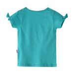 Genius Girls Printed T-shirt,Sea Green,SIMGS20GEF002