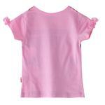 Genius Girls Printed T-shirt,Pink&White,SIMGS20GEF003