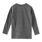 Nexgen Juniors Boys T-shirt , Grey Melange - HDGLW20B2101
