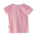 Genius Girls T-shirt,Pink Melange,SIMGS20GEF019