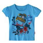 Genius Girls T-shirt,Blue,SIMGS20GEF021