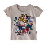 Genius Girls T-shirt,Beige,SIMGS20GEF022