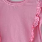 Genius Girls Plain T-shirt,Light Pink,SIMGS20GEF032