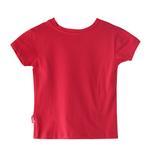 Genius Girls Plain T-shirt,Rose,SIMGS20GEF034