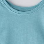 Genius Girls Plain T-shirt,Cloud,SIMGS20GEF037
