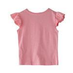 Genius Girls Plain T-shirt,Calamine ,SIMGS20GEF039