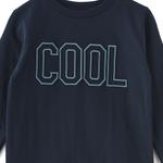 Nexgen Juniors Boys T-shirt , Navy - HDGLW20B2083