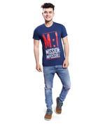 Mission Impossible Boys T-Shirt,Navy Blue,HWGLS20ASM11