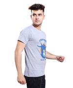 Real Madrid Boys T-Shirt,Grey Melange,HWGLS20ASRM3