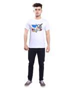 Top Gun Boys T-Shirt,White,HWGLS20ASTG1
