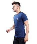 Manchester City Boys T-Shirt,Royal Blue,HWGLS20ASMC1