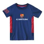 FC Barcelona Boys T-Shirt,Navy,HWGLS20FCB2