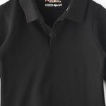 Nexgen Juniors Boys Polo T-shirts,Black - VCGS20075COL2