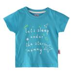 Smart Baby Baby Boys T-Shirt,Turquoise Blue,SNGS2034929
