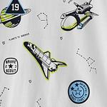 Nexgen Juniors Boys T-Shirt,White,SNGS2034711