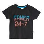 Nexgen Juniors Boys T-Shirt,Black,SNGS2034738