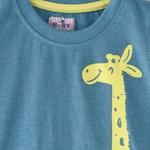 Smart Baby Baby Boys T-Shirt,Blue,SNGS2034917