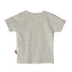 Smart Baby Baby Boys T-Shirt,Light Grey,SNGS2034909