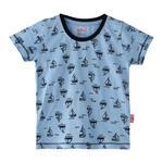 Smart Baby Baby Boys T-Shirt,Light Blue,SNGS2034928