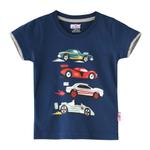 Smart Baby Baby Boys T-Shirt -Navy,SNGS2034913
