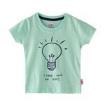 Smart Baby Baby Boys T-Shirt,Sky Blue,SNGS2034926