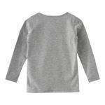 Nexgen Girls Girl T-Shirt,Grey Millange - VCGS20073COL10