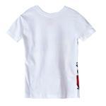 Disney Girls Printed T-Shirt,White,TCGLTU7436