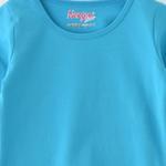 Nexgen Girls Girl T-Shirt,Turquoise - VCGS20073COL4