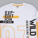 Nexgen Juniors Boys T-shirt , White - SIMGA20271021