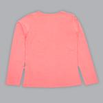 Nexgen Girls Girl T-shirt , Coral - SIMGA20371017
