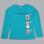 Nexgen Girls Girl T-shirt , Sage Green - SIMGA20371018