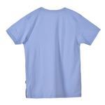 Genius Boys T-Shirt , Sky Blue - SSG17189COL4
