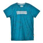 Nexgen Juniors Boys T-Shirt , Teal - SSG17168