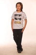 Nexgen Juniors Boys T-Shirt , White - SSG17156