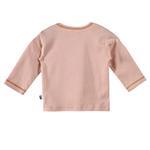 Smart Baby Baby Boys Full Sleeves Plain T-shirts, Beige -BIGCG219DBEG