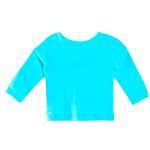 Smart Baby Baby Boys Full Sleeves Plain T-shirts,Blue-SIMG43001FTS