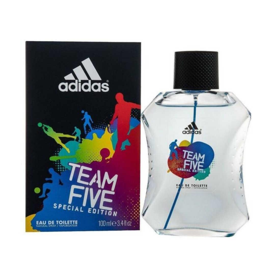 Adidas Team Five S/Edition For Men Eau De Toilette  100ML