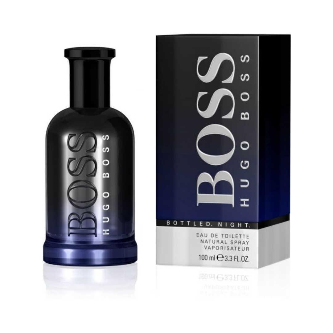 Hugo Boss Bottled Night For Men Eau De Toilette